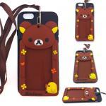 เคส IPhone 6 เคสไอโฟน 6 ลายหมีคุมะ