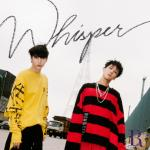 [Pre] VIXX LR : 2nd Mini Album - Whisper (Normal Ver.) +Poster