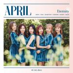 [Pre] APIRL : 4th Mini Album - Eternity +Poster