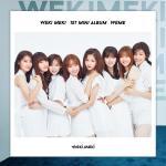 [Pre] Weki Meki : 1st Mini Album - WEME (Ver. B) +Poster