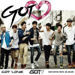[Pre] GOT7 : 2nd Mini Album - GOT&#x2661 (GOT LOVE)
