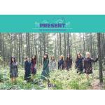 [Pre] DIA : 3rd Mini Album Repackage - PRESENT (Good Morning Ver.) +Poster
