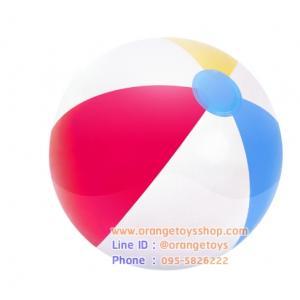 (ขนาด 24 นิ้ว) Bestway ลูกบอลชายหาด ขนาดใหญ่ 24 นิ้ว (61 CM)