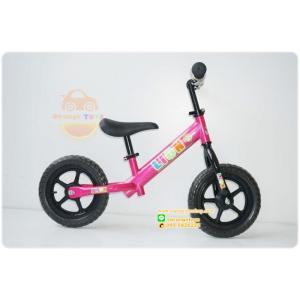 """คละสี *** จักรยานทรงตัว Balance Bike ล้อ 12"""" จักรยานทรงตัวสำหรับเด็ก"""