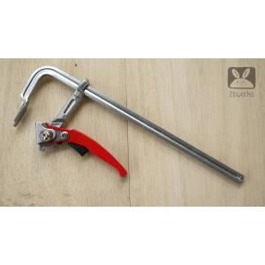 F clamp 300x80 mm (12 นิ้ว) Quick