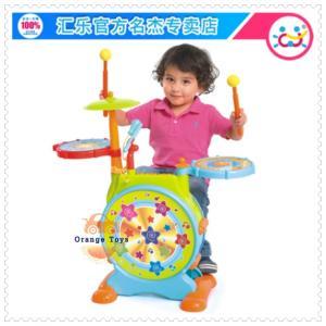 Huile Toy กลองชุด - Dynamic Jazz Drum สำหรับเด็ก