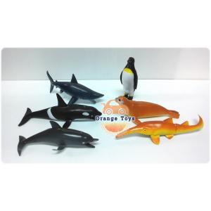 ชุดสัตว์ทะเล 6 ตัว