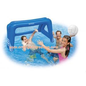 Intex - Floating Water Polo Game โกลฟุตบอล เป่าลม