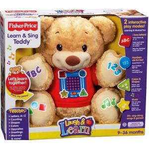 ตุ๊กตาหมี Fisher price Laugh and Learn Teddy