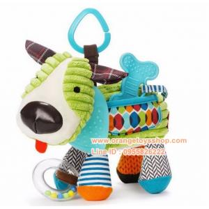 ตุ๊กตาโมบายผ้า เสริมพัฒนาการ เจ้าตูบ SKP Baby รุ่น BANDANA BUDDIES activity toy