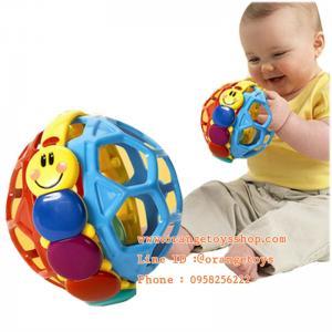 ของเล่นเด็กอ่อน บอลนิ่ม ยางกัด สำหรับเด็ก ยางกัด ลูกบอลแสนนิ่ม Flexi Ball