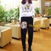 เสื้อผ้าแฟชั่นเกาหลี ชุดเซท เสื้อ+กางเกงขายาว