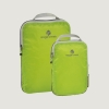 Eagle Creek - Specter Compression Cube Set (S/M) 2 ชิ้น - สีเขียว (STROBE GREEN)