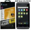 "Focus ฟิล์มกระจกนิรภัยกันกระแทก AIS LAVA Iris G4.0"" เอไอเอส ลาวา"