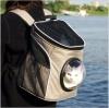 กระเป๋าใส่น้องแมว สะพายหลัง- ครีม