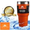 แก้วเก็บเย็น ozarktrail ของแท้ 100% ขนาด 30 Oz. สีส้ม เก็บร้อนเย็นได้นาน 24ชั่วโมง