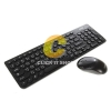 keyboard Wireless OKER (K8830) Black