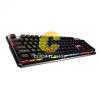 Keyboard NUBWO (NK-70) Mechanical Red Switch 'Illusion'