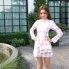 เดรสเกาหลี พร้อมส่ง Mini dress หวานน่ารัก