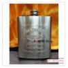 K025N กระป๋องใส่เหล้า 7 ออนซ์ (210 ซีซี) สแตนเลส ลาย Jack Daniel's