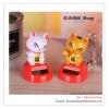 GC025 ตุ๊กตาแมวกวัก สามารถขยับแขนได้ 1 ข้างเมื่อเจอแสงแดด แสงไฟนีออน