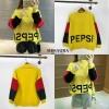 เสือเกาหลี พร้อมส่ง เสื้อคลุม Pepsi Sweater