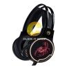 หูฟัง Marvo Backlighted Stereo รุ่น HG8907 - Black