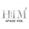 [Pre] History : 5th Mini Album - HIM (Spade Ver.) +Poster