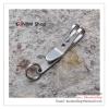 GJ054 ที่หนีบพวงกุญแจ ขนาดเล็ก ทำจากสแตนเลท ขนาด 4 ซม. (ไม่รวมห่วง)