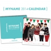 [Pre] Myname : 2014 Calendar (Wall)
