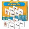 Match It! All about me จิ๊กซอว์คำศัพท์ภาษาอังกฤษสอนอวัยวะในร่างกาย