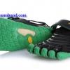 Vibram FiveFingers Spyridon สีเขียวดำ