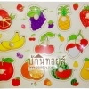 จิ๊กซอว์ไม้หมุดดึงภาพผลไม้