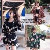 เสื้อเกาหลี พร้อมส่ง เสื้อคลุม กิโมโน KIMONO