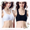 WG105 เสื้อซับใน สวยหวาน มี 3 สี ขาว ครีม ดำ จะใส่แทนยกทรงได้คะ มีฟองน้ำเสริมอก รอบอกไม่เกิน 36 นิ้ว