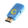 Converter HDMI TO VGA (AUDIO) Adapter คละสี