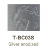 Silver anodized BC03S