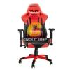 Nubwo Gaming Chair Emperor Series (nub-ch007) สีแดง