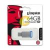 Flash Drive 64GB 'Kingston' (DT50) 'USB 3.0