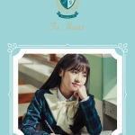 [Pre] fromis_9 : Debut Album - To. Heart (Green Ver.) +Poster