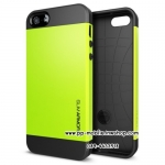 iPhone5S/5 Case Slim Armor  (Lime)