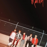 [Pre] B1A4 : 7th Mini Album - Rollin' (Black Ver.) +Poster
