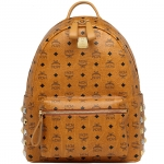 [Pre] MCM 2013 SS Medium Stark Backpack Visetos (BR)