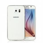 เคส Samsung S6 Edge เคสซิลิโคลนนิ่มฝาหลังใส น้ำหนักเบา
