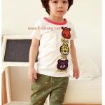 เสื้อผ้าเด็ก AnimalS (CI & SI)ไซส์ 100,120