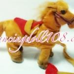 ม้า(สีน้ำตาล)
