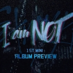 [Pre] Stray Kids : 1st Mini Album - I am NOT (Random Ver.) +Poster