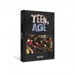 [Pre] Seventeen : 2nd Album - TEEN, AGE (RS Ver.) +Poster