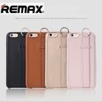 Remax เคสหนัง iPhone6/6s สีทอง ดีไซด์หรูหรา