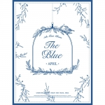 [Pre] APRIL : 5th Mini Album - The Blue +Poster